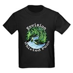 Envision Whirled Peas Kids Dark T-Shirt