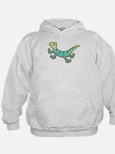 Leaping Lizards Hoodie