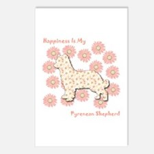 Pyrenean Happiness Postcards (Package of 8)