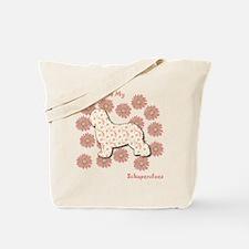 Schapendoes Happiness Tote Bag