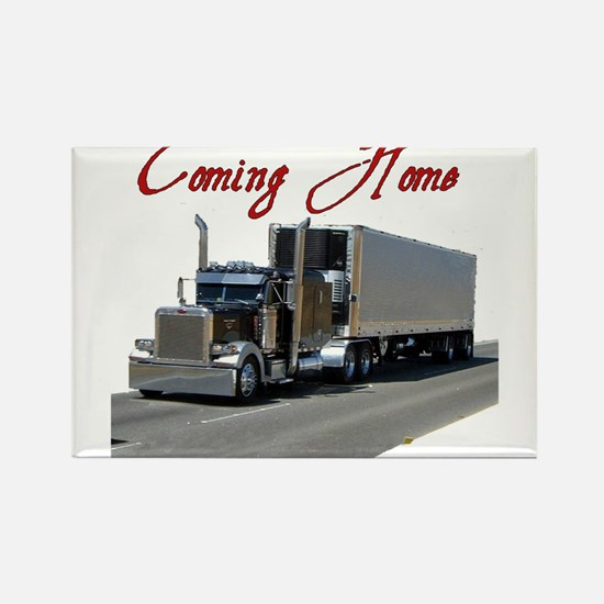 Coming Home Rectangle Magnet
