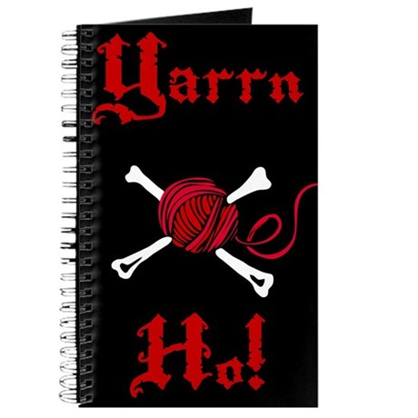 Yarn and Crossbones Journal