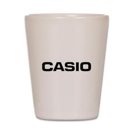 Casio Music Instrument. Shot Glass