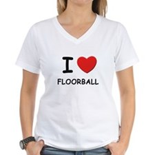I love floorball Shirt