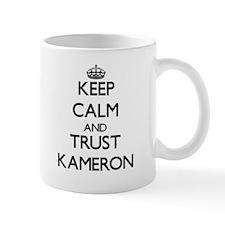 Keep Calm and TRUST Kameron Mugs
