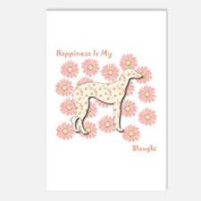 Sloughi Happiness Postcards (Package of 8)