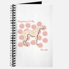 Sloughi Happiness Journal