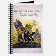 Follow The Pied Piper Join the United States Schoo