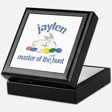 Easter Egg Hunt - Jaylen Keepsake Box