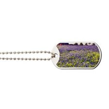 Bluebonnets Dog Tags