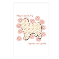 Lagotto Happiness Postcards (Package of 8)