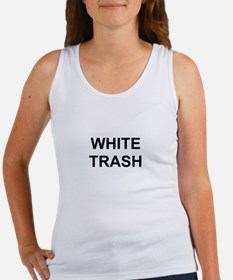 White Trash Attire Women's Tank Top