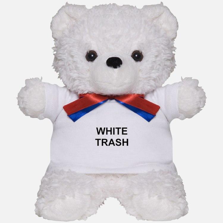 White Trash Attire Teddy Bear