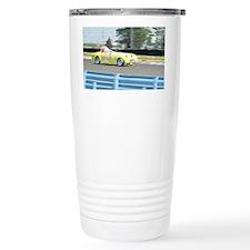 A British Racer At Spee Travel Mug