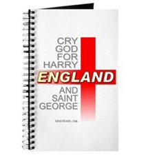Cry God For Harry... Journal