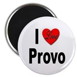 I Love Provo Magnet
