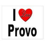 I Love Provo Small Poster