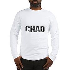 Chad Long Sleeve T-Shirt