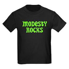 Modesty Rocks T