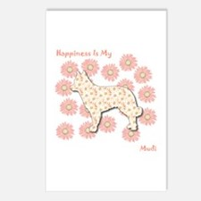Mudi Happiness Postcards (Package of 8)