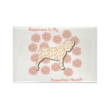 Neo Happiness Rectangle Magnet (100 pack)