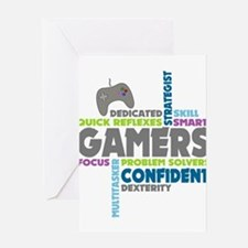 Gamers Greeting Cards