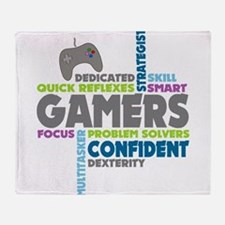 Gamers Throw Blanket