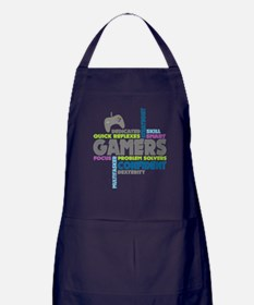 Gamers Apron (dark)