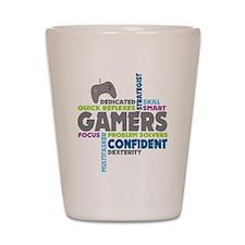 Gamers Shot Glass