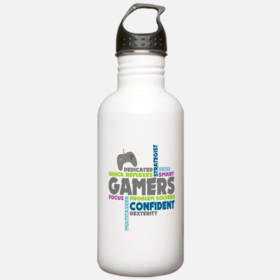 Gamers Water Bottle