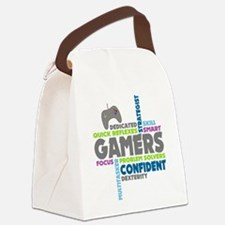 Gamers Canvas Lunch Bag