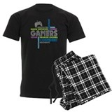 Gamer Men's Dark Pajamas