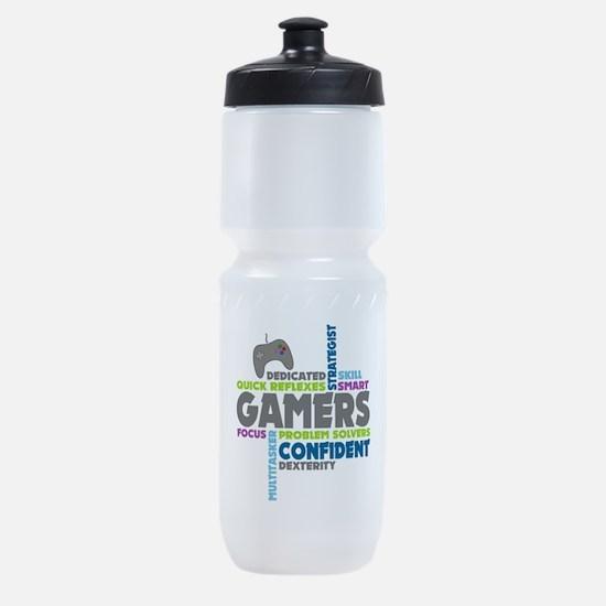 Gamers Sports Bottle