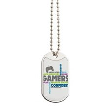 Gamers Dog Tags