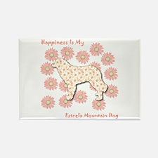 Estrela Happiness Rectangle Magnet (10 pack)