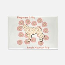 Estrela Happiness Rectangle Magnet