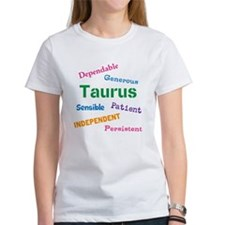 Taurus Traits And Characteristics T-Shirt