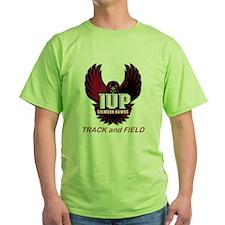 IUP TF Maroon Logo T-Shirt