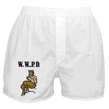 WWPD - What Would Pan Do - Boxer Shorts