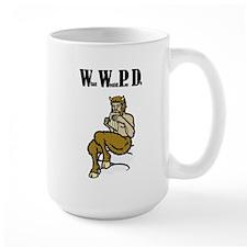 WWPD - What Would Pan Do - Mug