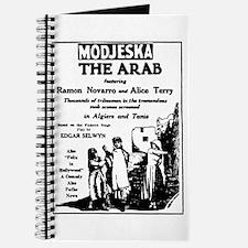 Ramon Novarro The Arab 1924 Journal