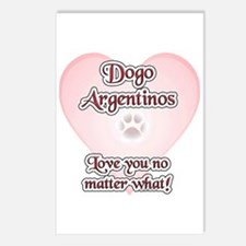 Dogo Love U Postcards (Package of 8)