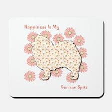 Spitz Happiness Mousepad