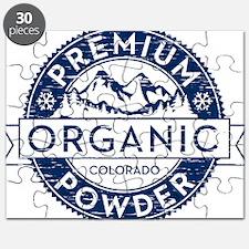 Colorado Powder Puzzle