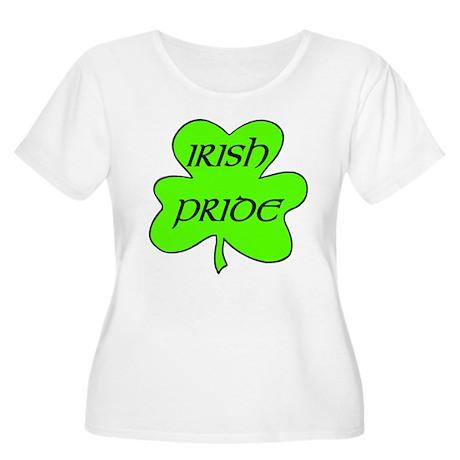 Irish Pride Women's Plus Size Scoop Neck T-Shirt