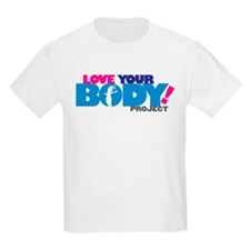 LOVE YOUR BODY! Kids Light Tee in 2 colors