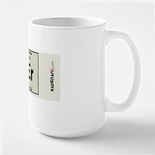 Beer Wrap Large Mug