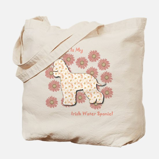 Spaniel Happiness Tote Bag
