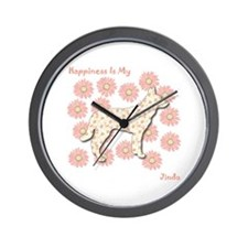 Jindo Happiness Wall Clock