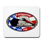USS SCRANTON Mousepad